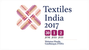Proud representation at Textiles India -2017